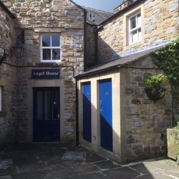 Our Head Office in Bakewell.