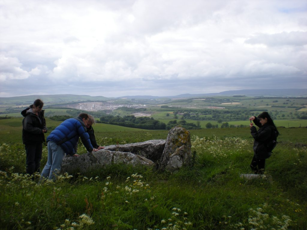 Derbyshire and The Peak District - Archaeological research services ltd