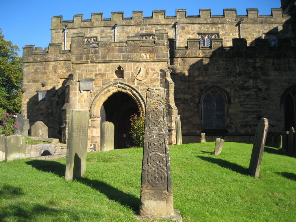 Bakewell Sculpture Project - Archaeological research services ltd