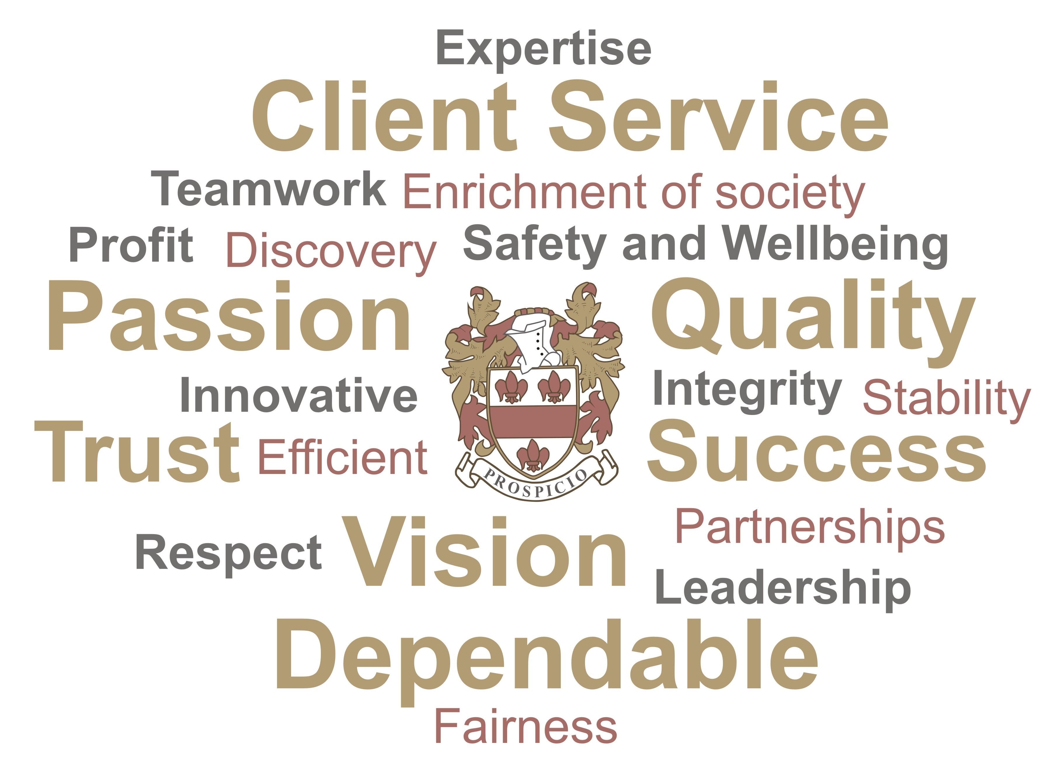Vision, Mission and Values - Archaeological research services ltd