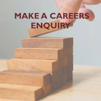 Make a careers enquiry © Copyright ARS Ltd 2018