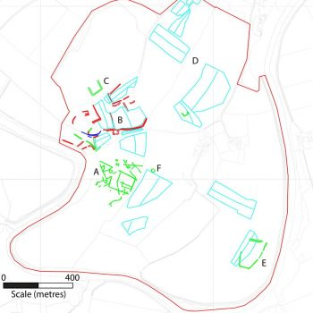 Accurate map transcription following rectification of aerial photograph imagery. © Copyright ARS Ltd