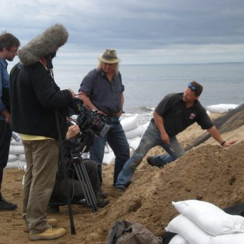 The project featured as part of one of the last episodes of Channel 4's Time Team, entitled 'Britain's Bronze Age Mummies'.