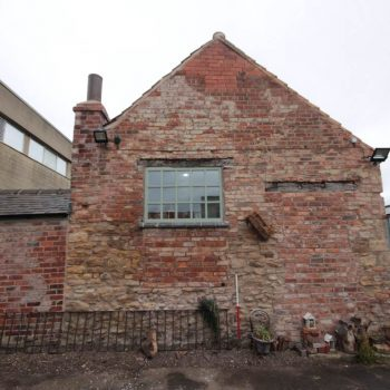 South-east facing elevation of western-most outbuilding. © Copyright ARS Ltd 2020
