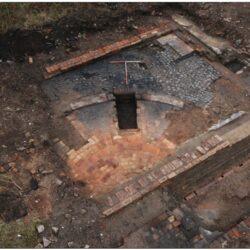 Kiln base and floor. © Copyright ARS Ltd 2021
