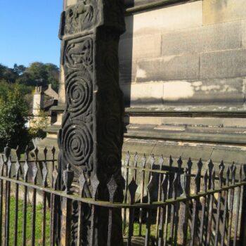 Bakewell Crosses - the High Cross
